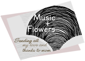 Happy For Music+Flowers