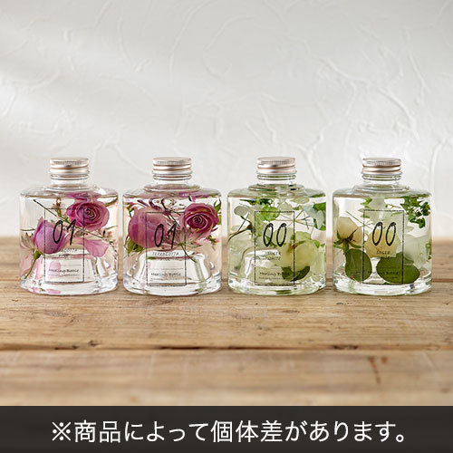 Healing Bottle Color Collection「SUGAR WHITE&TERRACOTTA PINK」