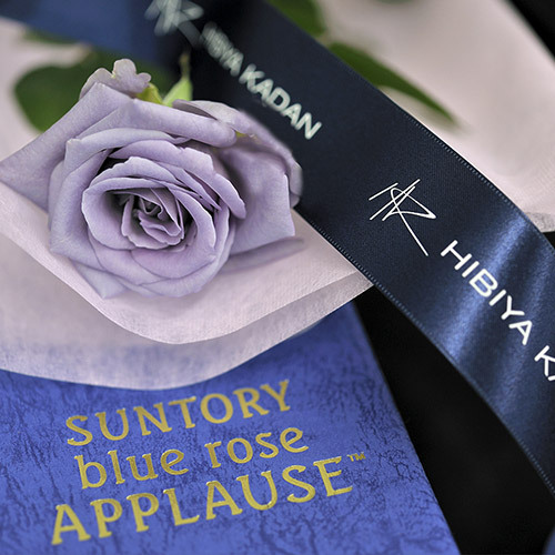 blue rose APPLAUSE BOX (1本入り)&オリジナルソープ