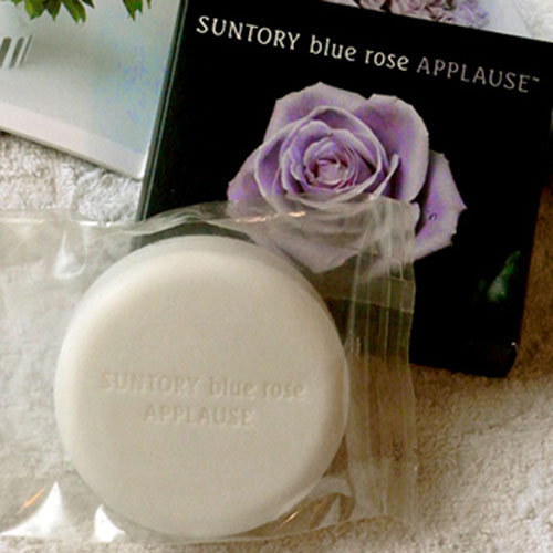 blue rose APPLAUSE BOX (1本入り)&オリジナルソープ&ミニ香水