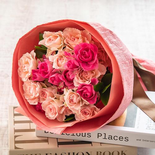 【日比谷花壇】花束「ローズ」