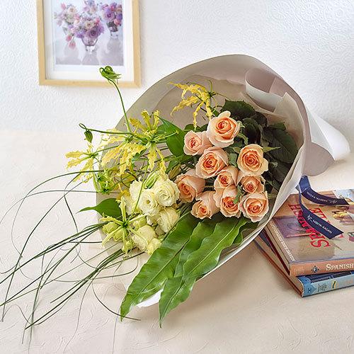 花束「ジョーヌフルール」