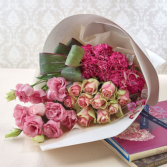 花束「ミニョンフルール」