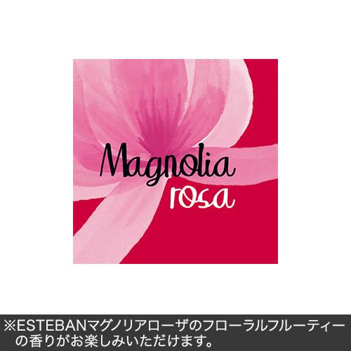 香りを楽しむギフト ESTEBAN「マグノリアローザ」とフレームアートのセット