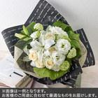花束Lサイズ(グリーン・ホワイト系)