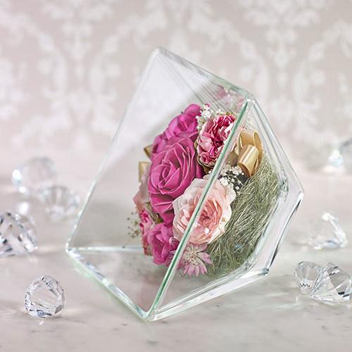 ドライフラワー「ガラスコレクション・フォーエバー」
