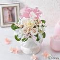 ディズニー プリザーブド&アーティフィシャルアレンジメント「ミッキー&ミニー HAPPY WEDDING」