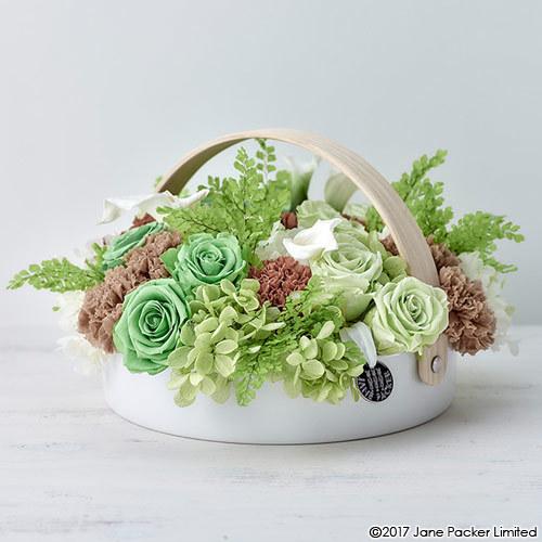 JANE PACKER プリザーブドアレンジメント「ピクニック」