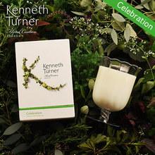 Kenneth Turner「ステムベースキャンドル(セレブレーション)」