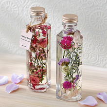 Healing Bottle Heart「Romantic Rose & Sweet Lavender」(2本セット)【沖縄届不可】