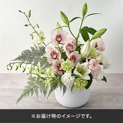 【お供え用】アレンジメント「メモリア」