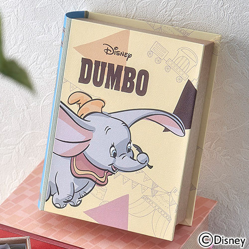 ディズニー フラワーブック「DUMBO」