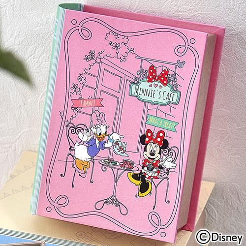 ディズニー フラワーブック「ミニー&デイジー スイーツショップ」
