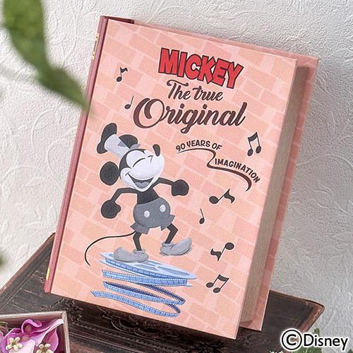 ディズニー フラワーブック「Mickey the True Original」