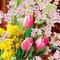 花束「春の彩り」