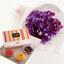 花紀行南九州「スイートピー(式部)50本」と日本の果実ゼリーセット