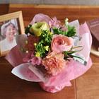 【お供え用】O・SO・NA・E flower 「3月のそのまま飾れるブーケ」