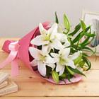 母の日 花束「カサブランカ」