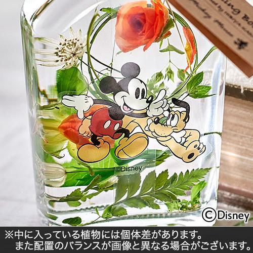 母の日父の日を一緒に贈る ディズニー Healing Bottle〜Disney collection〜「ミッキー&ミニー ペアセット」【沖縄届不可】