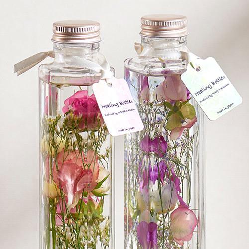 母の日 Healing Bottle「Thanks Flower」2本セット【沖縄届不可】