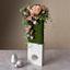 母の日 デザイナーズプリザーブド&アーティフィシャルアレンジメント「ラルク ドゥ ラ ローズ」