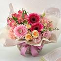 アレンジメント「4月に贈る花言葉」