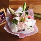 【お供え用】O・SO・NA・E flower 「5月のそのまま飾れるブーケ」