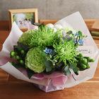【お供え用】O・SO・NA・E flower 「6月のオリジナルアレンジメント」