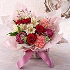 アレンジメント「6月に贈る花言葉」
