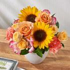 アレンジメント「7月の旬の花 ラフィット」