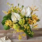アレンジメント「8月の旬の花 ラトゥール」