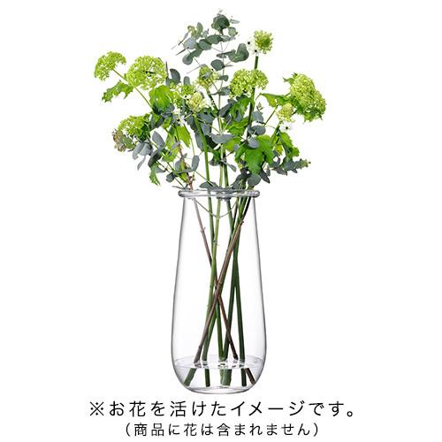 LSAフラワーベース  Collar Vase Clear(LCW03)