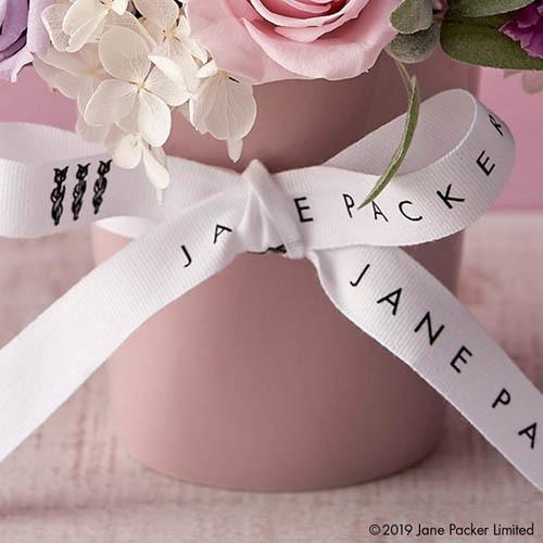 JANE PACKER プリザーブドアレンジメント「パウダーピンク」