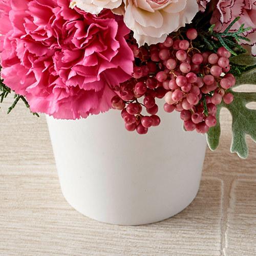アレンジメント「11月の旬の花 マルゴー」