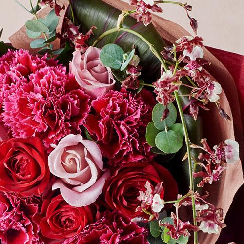 花束「11月の旬の花 オーブリオン」