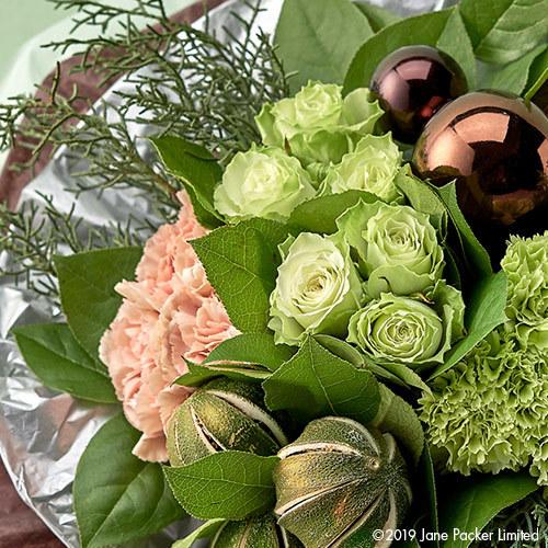 JANE PACKER 花束「フロムグリーンフォレスト」