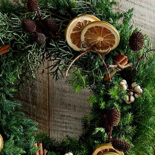 クリスマス フレッシュリース「センプレヴェルデ」