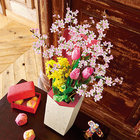 お正月 花束「春の彩り」