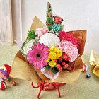 お正月 そのまま飾れるブーケ「門松」