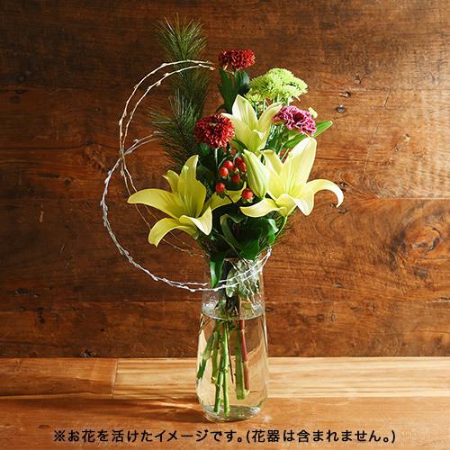 迎春組束 (百合)
