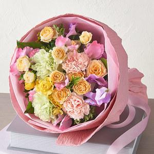花束「ミニョンボンボン」の商品画像