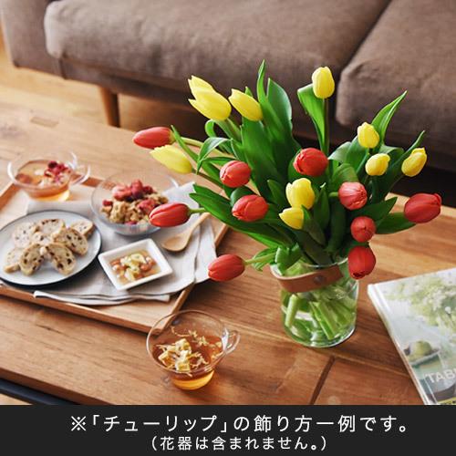 花紀行北陸「チューリップ20本(レッド・イエロー系)」