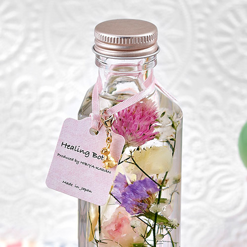 Healing Bottle Heart「Sweet Rabit」【沖縄届不可】