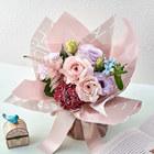 そのまま飾れるブーケ「3月に贈る花言葉」