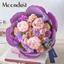 母の日 カーネーションの形をした花束「ペタロ・カーネーション ジェンティーレ」