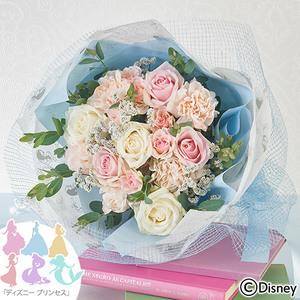 母の日 ディズニー プリンセスブーケ「シャイニー プリンセス」の商品画像