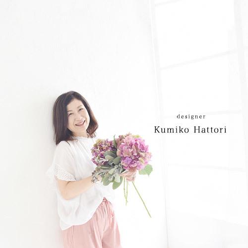 服部デザイナー・プリザーブド&アーティフィシャルフラワーアレンジメント