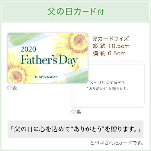 父の日 Healing Bottle「for Father」ヒマワリ【沖縄届不可】