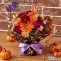 ディズニー そのまま飾れるブーケ「Happy Halloween(ミッキー)」