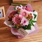 【お供え用】O・SO・NA・E flower「10月のそのまま飾れるブーケ」